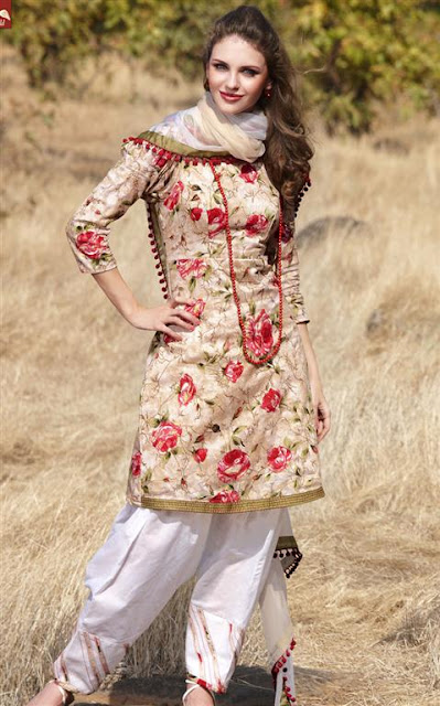 Pakistani Salwar Kameez Styles
