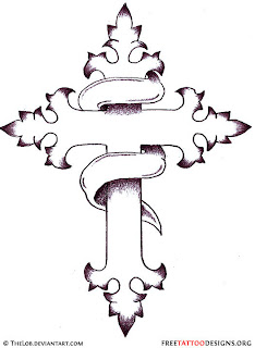 Tatto Design on Christ Cross Tattoo Designs Christian Celtic Cross Tattoo Designs Free