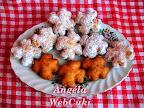 Vaníliás fánkocskák, gyorsan és könnyen elkészíthető finom sütemény.