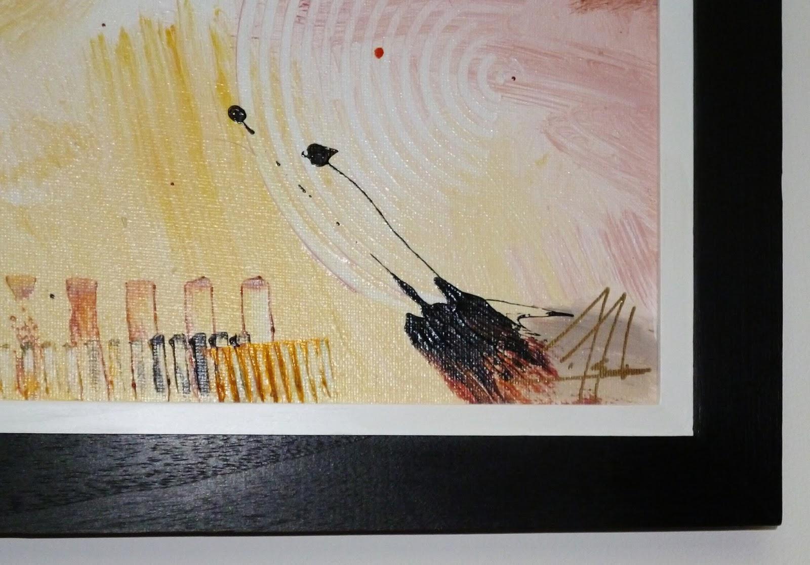 Fantástico Marcos De Cuadros Nana Festooning - Ideas de Arte ...