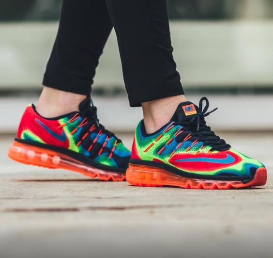 Nike Air Max 2016 multicolor