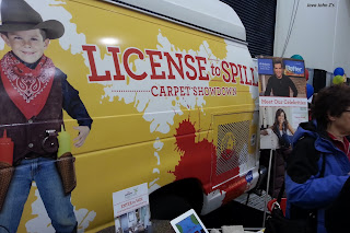 License to Spill Van