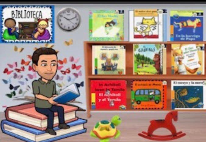 Libros para nenos