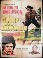 O GARRA DE LEOPARDO - 1963