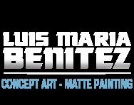 Luis María Benítez - Concept Art / Matte painting