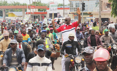 Meet The Governor Who Was Once A Danfo Driver