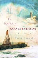 Cover of The Exile of Sara Stevenson by Darci Hannah