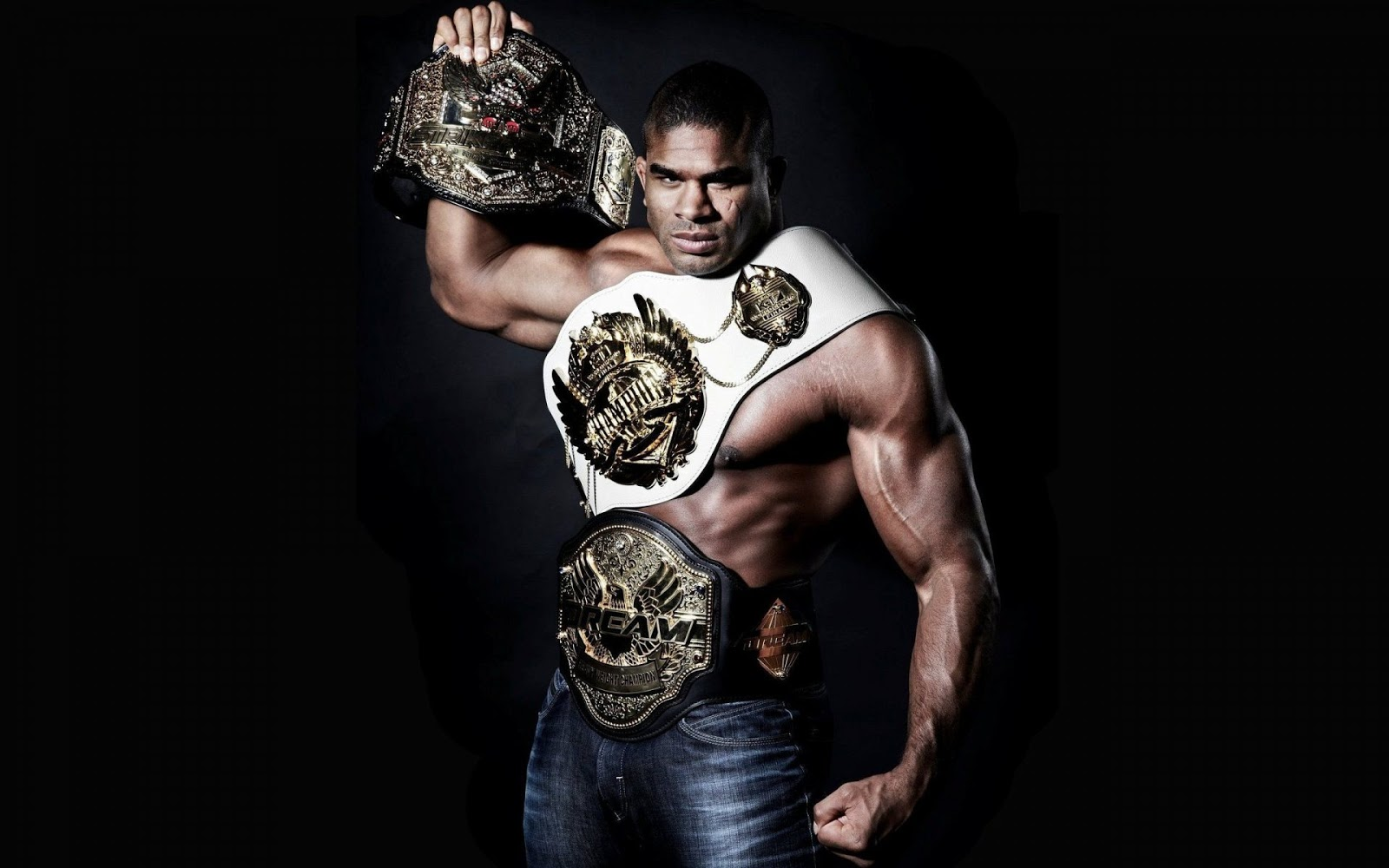 AListar Overeem and Tree Belt