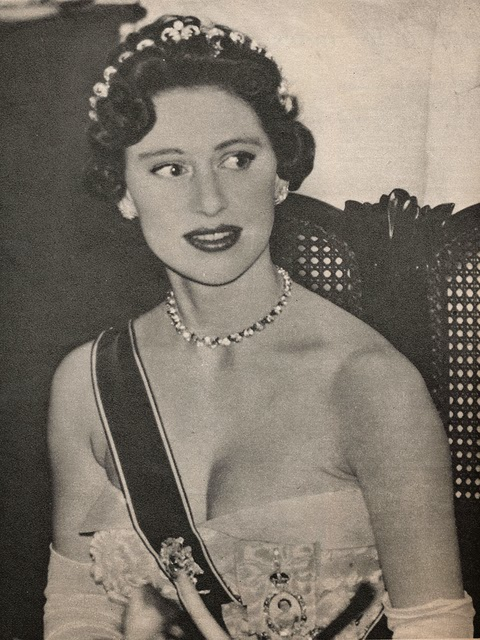 how tall is princess margaret