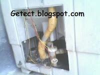 Cara mudah memperbaiki mesin cuci