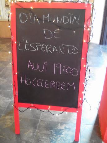 Diada Mundial de l'Esperanto