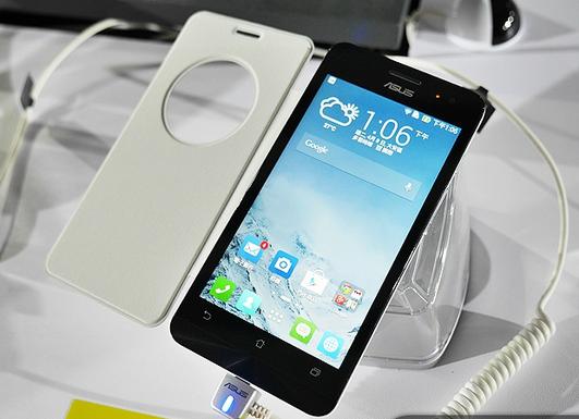 Gambar spesifikasi Asus Zenfone 5 A500CG