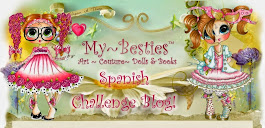 MY BESTIES SPANISH CHALLENGES