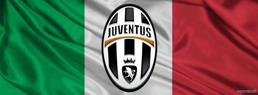 Copertine facebook logo juventus fc bandiera italia for Logo juventus vecchio