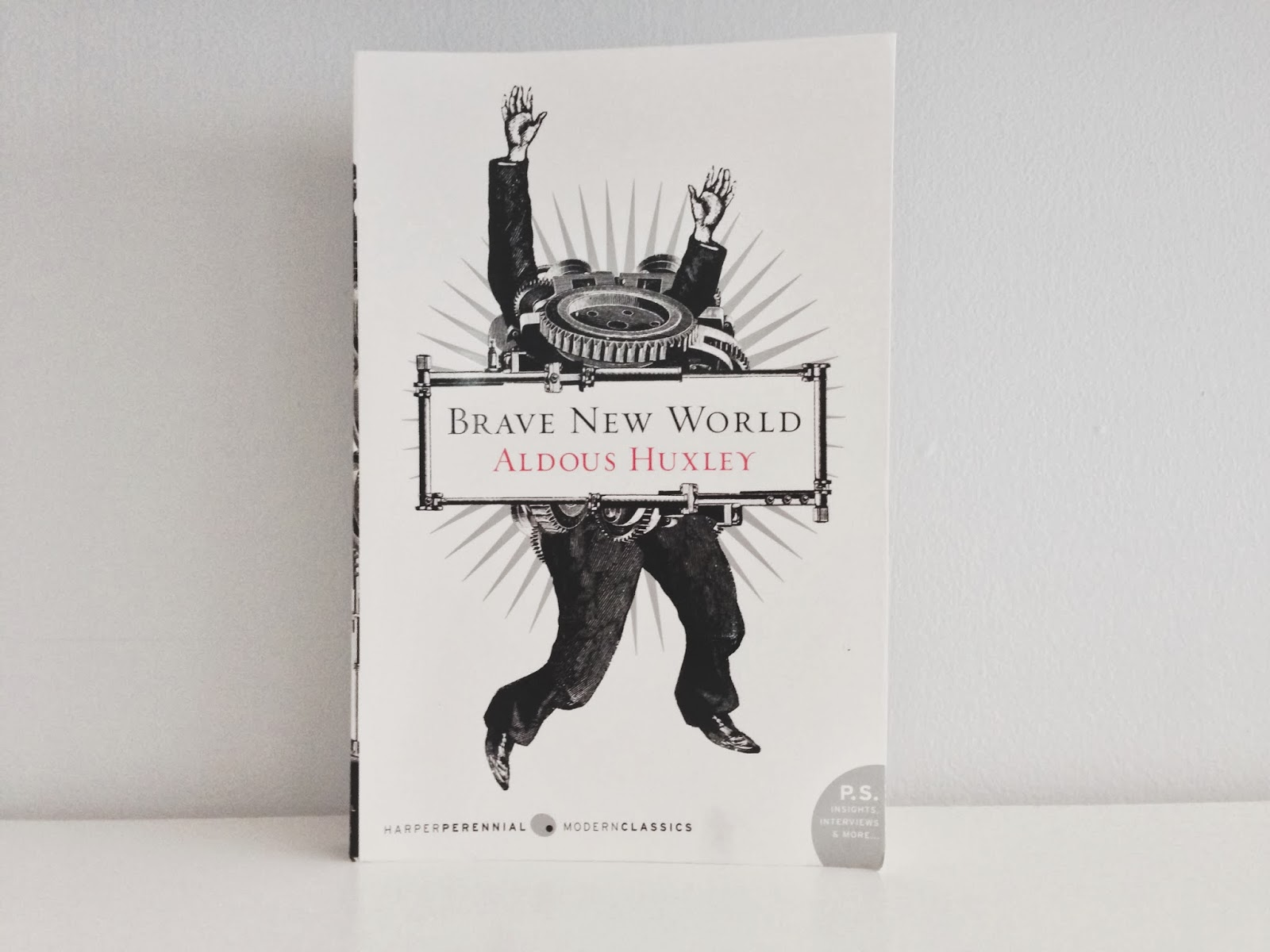 aldous huxley s brave new world and Aldous huxley's brave new world context huxley's book, brave new world, published in 1932 is giving the world, as it aldous leonard huxley was born in.