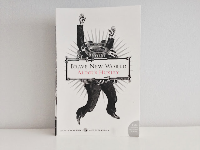 a commentary on brave new world by aldous huxley