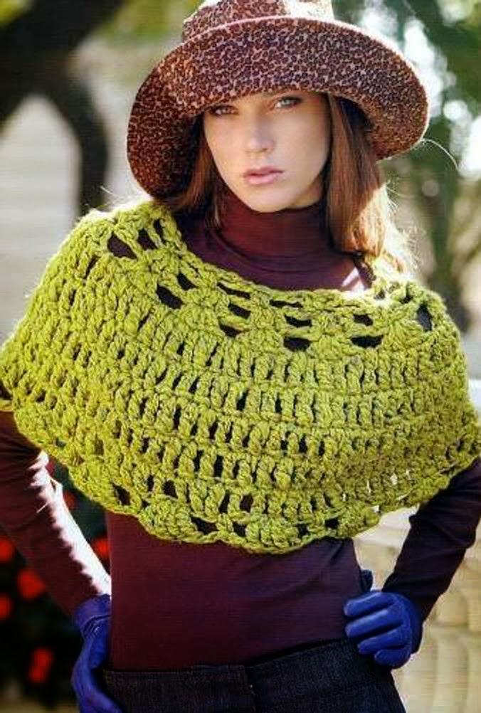 Patrones crochet - Lana gruesa para tejer ...