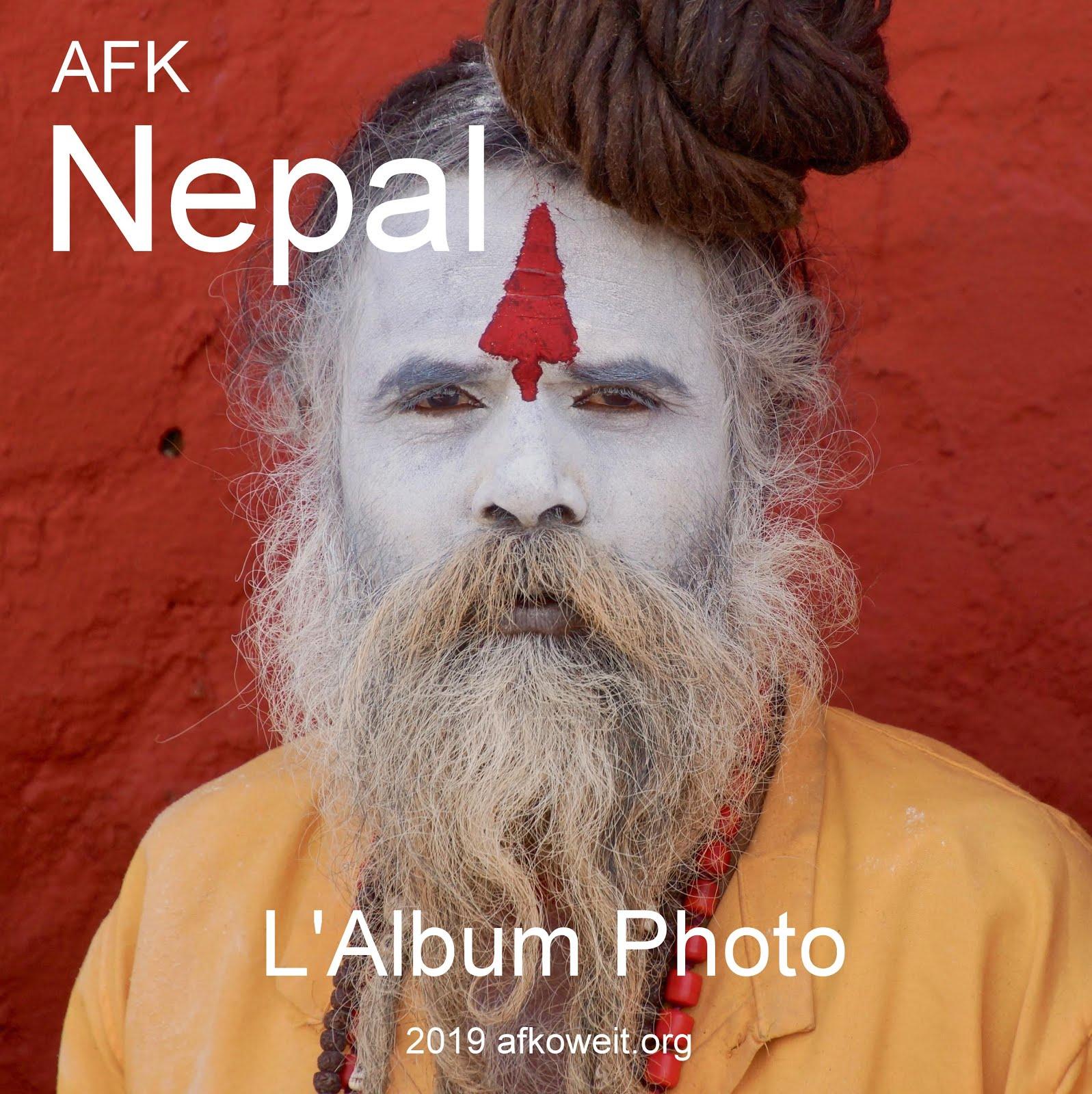 NEPAL - Voyage découverte AFK