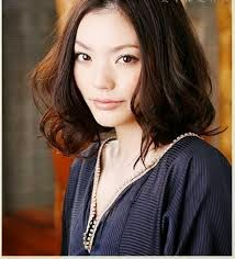 Model Rambut Wanita Sebahu Ala Korea 26