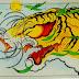 Japanese TATTOO Horimitsu Tiger!!