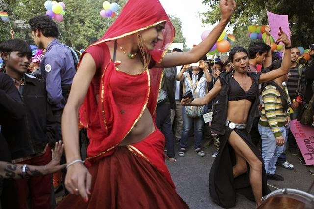 GAY RIGHTS | India stirs to life ...