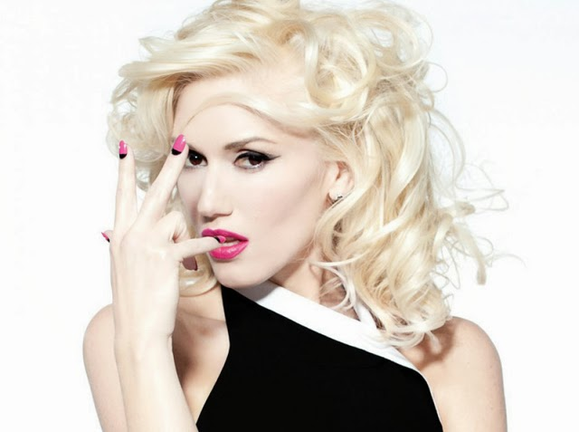Gwen Stefani x OPI Behind The Scenes photo 2