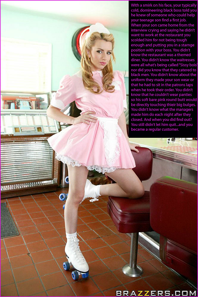 Interracial Sissy Captions  Earning Tips