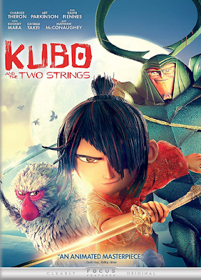 Kubo y la Busqueda Samurai/Kubo and the Two Strings [2016] [DVD5] [Latino]