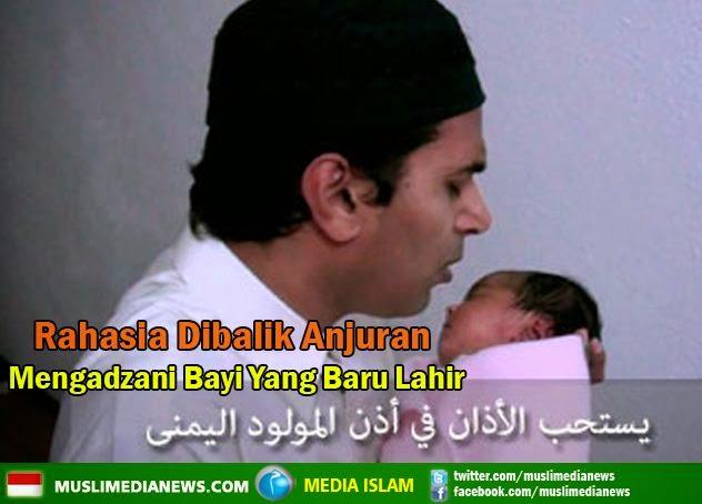 Ulama Wahabi Ungkap Rahasia Mengadzani Telinga Bayi Yang Baru Lahir