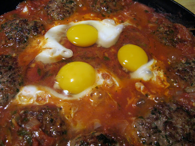 ... blocks say what?: Recipe of the Week: Kefta, Tomato and Egg Tagine