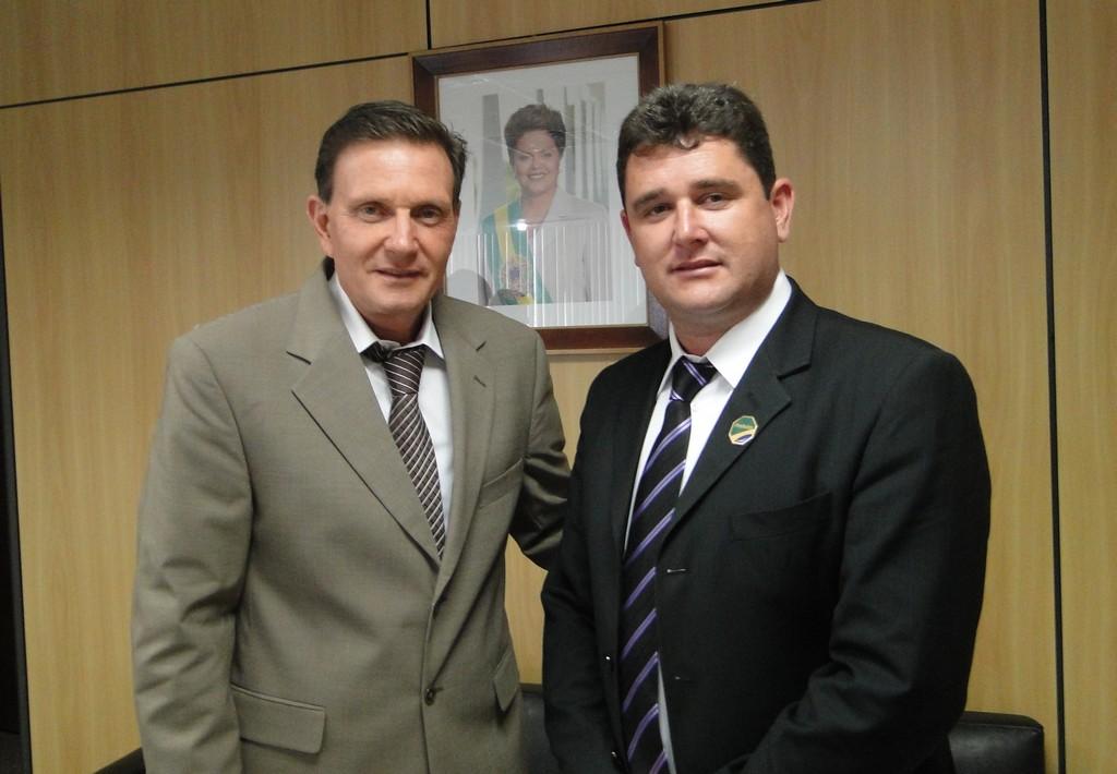 Ministro Crivella visita Teresópolis nesta sexta, 1º-foto arquivo PMT
