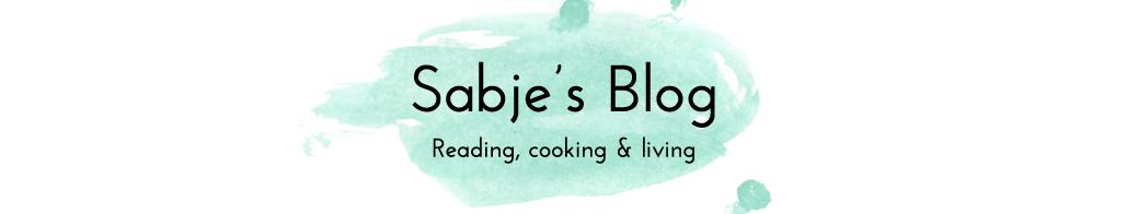 Sabje's Blog