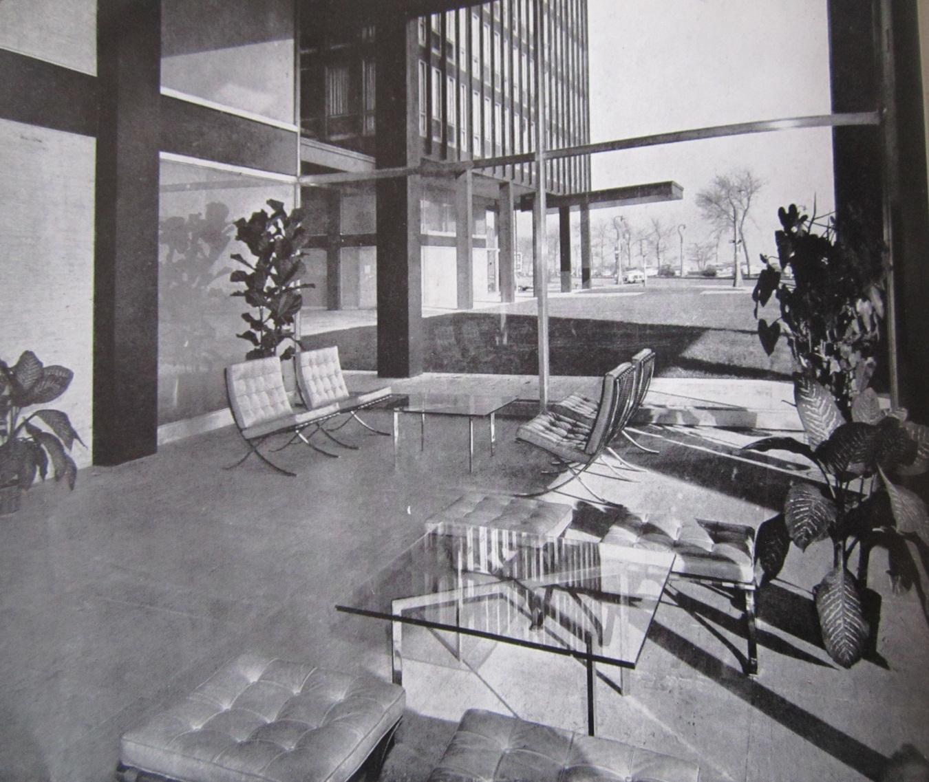 Historia de la arquitectura moderna viviendas 860 de lake for Historia de la arquitectura moderna