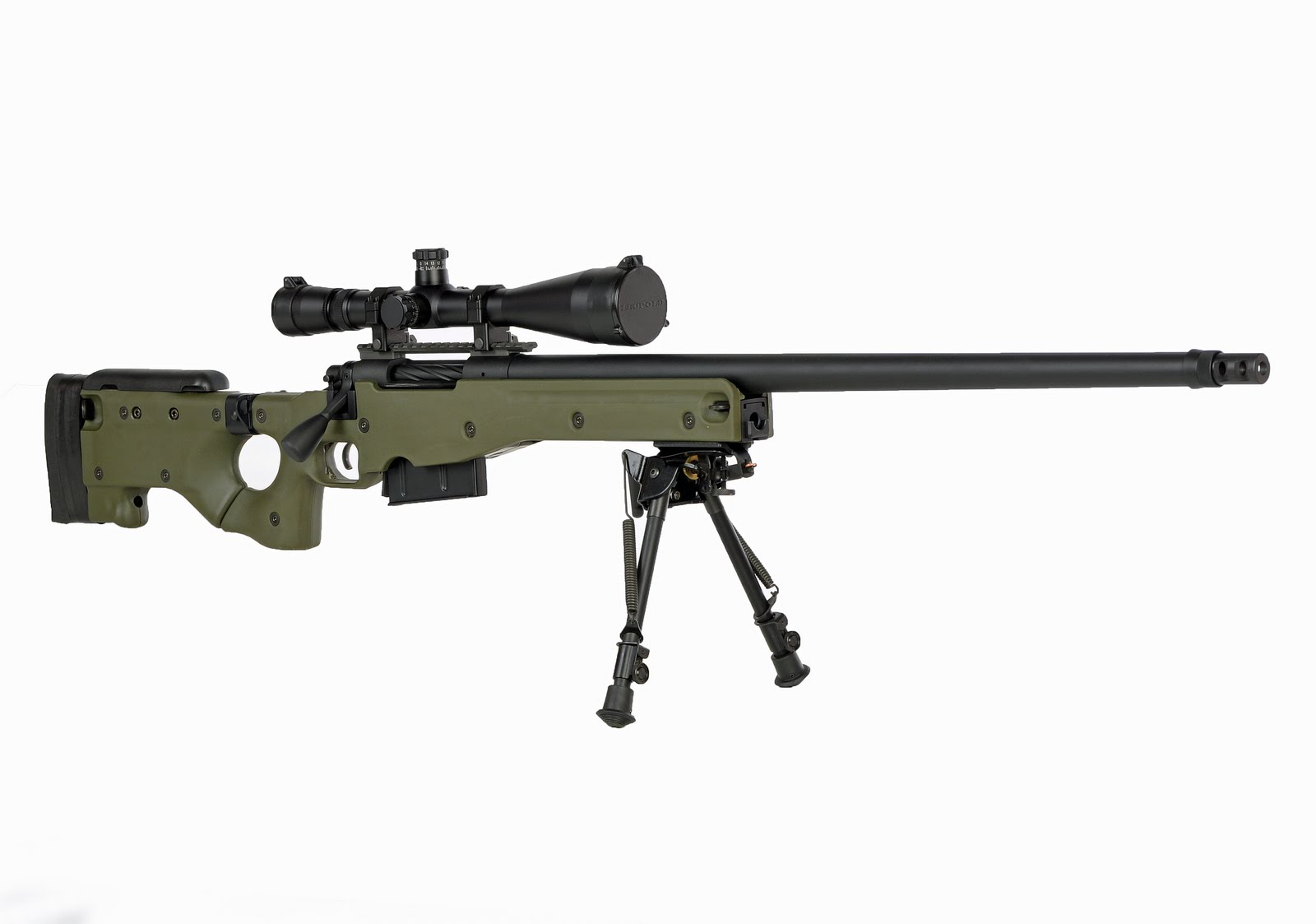 Custom Rifles: Superior Tactical LRT Rifle Package