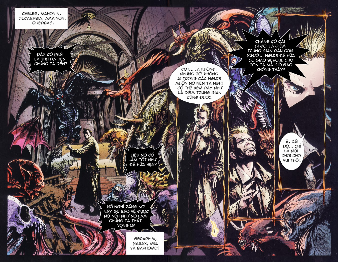 Constantine - All his engines chap 4 - Trang 10