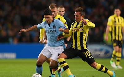 Prediksi Skor Borussia Dortmund vs Manchester City
