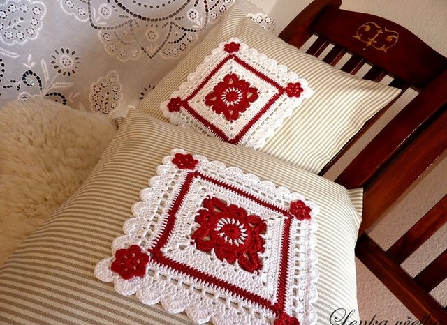 The best in internet Crochet Home Decor Ideas Interior