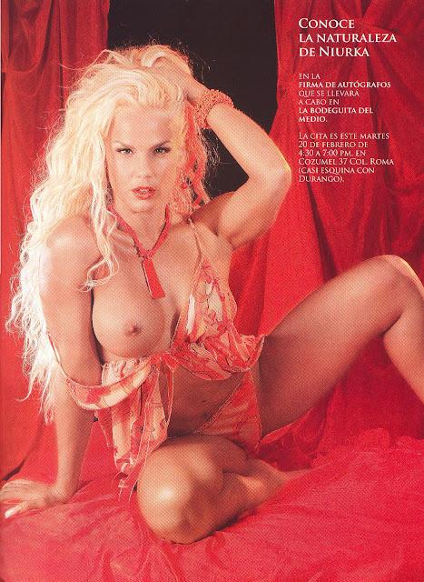 Revista Playboy Open Fotos De Niurka Marcos En La