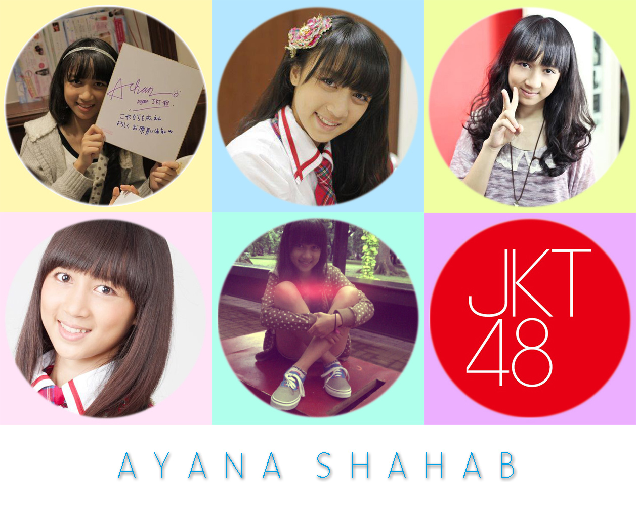 all new pix1  Wallpaper Cindy Gulla Jkt48