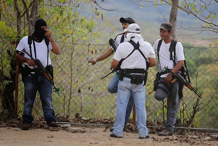 Michoacan Bajo Fuego.  Fotogaleria.  Las Victimas de Paracuaro 05_michoacan