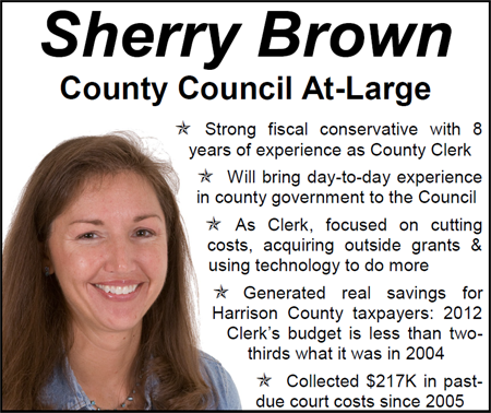 Sherry Brown for Council