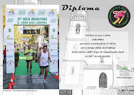 Meia Maratona S. João das Lampas 2011
