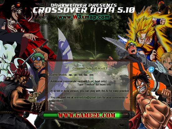 Crossover dota 510 ai v03 dota anime gumiabroncs Choice Image