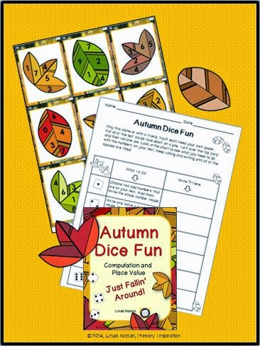 http://www.teacherspayteachers.com/Product/Computation-and-Place-Value-Autumn-Dice-Fun-1432677