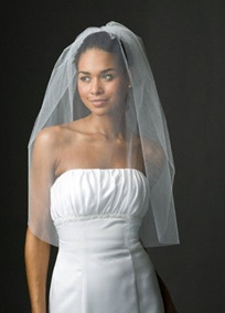 bridal veil wedding