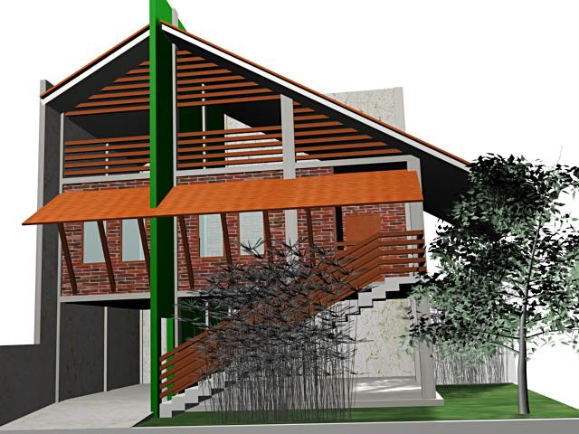 dunia rumah konstruksi bangunan rumah sederhana share
