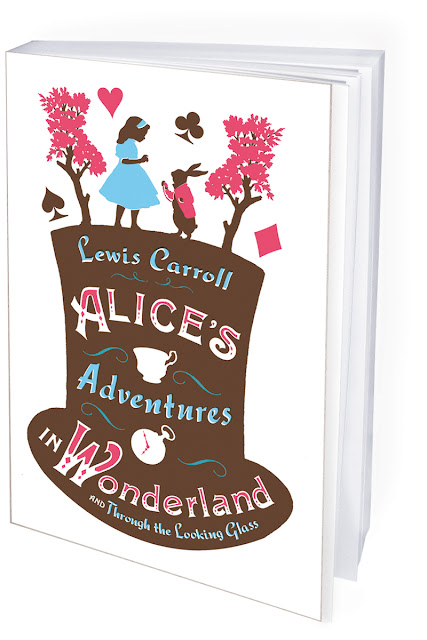 Alice's Adventures in Wonderland Book published by alma books