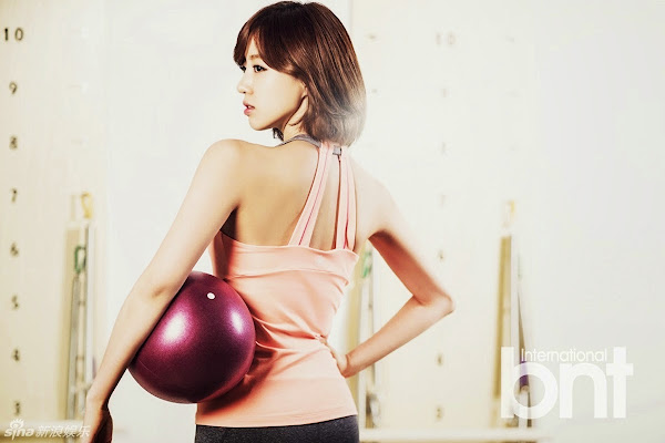 Eunjung bnt International September 2014
