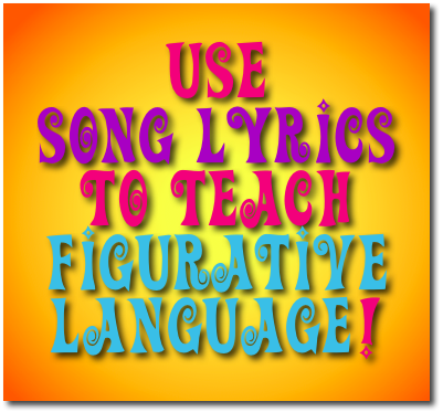 Firework&quot- by Katy Perry Song Lyrics --- Figurative language lesson ...
