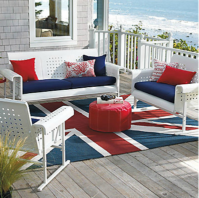 Union Jack in Home Decor